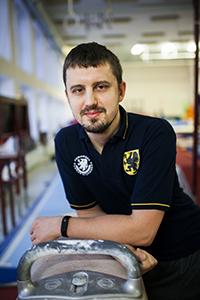 DAMIAN LASKOWSKI - SKARBNIK