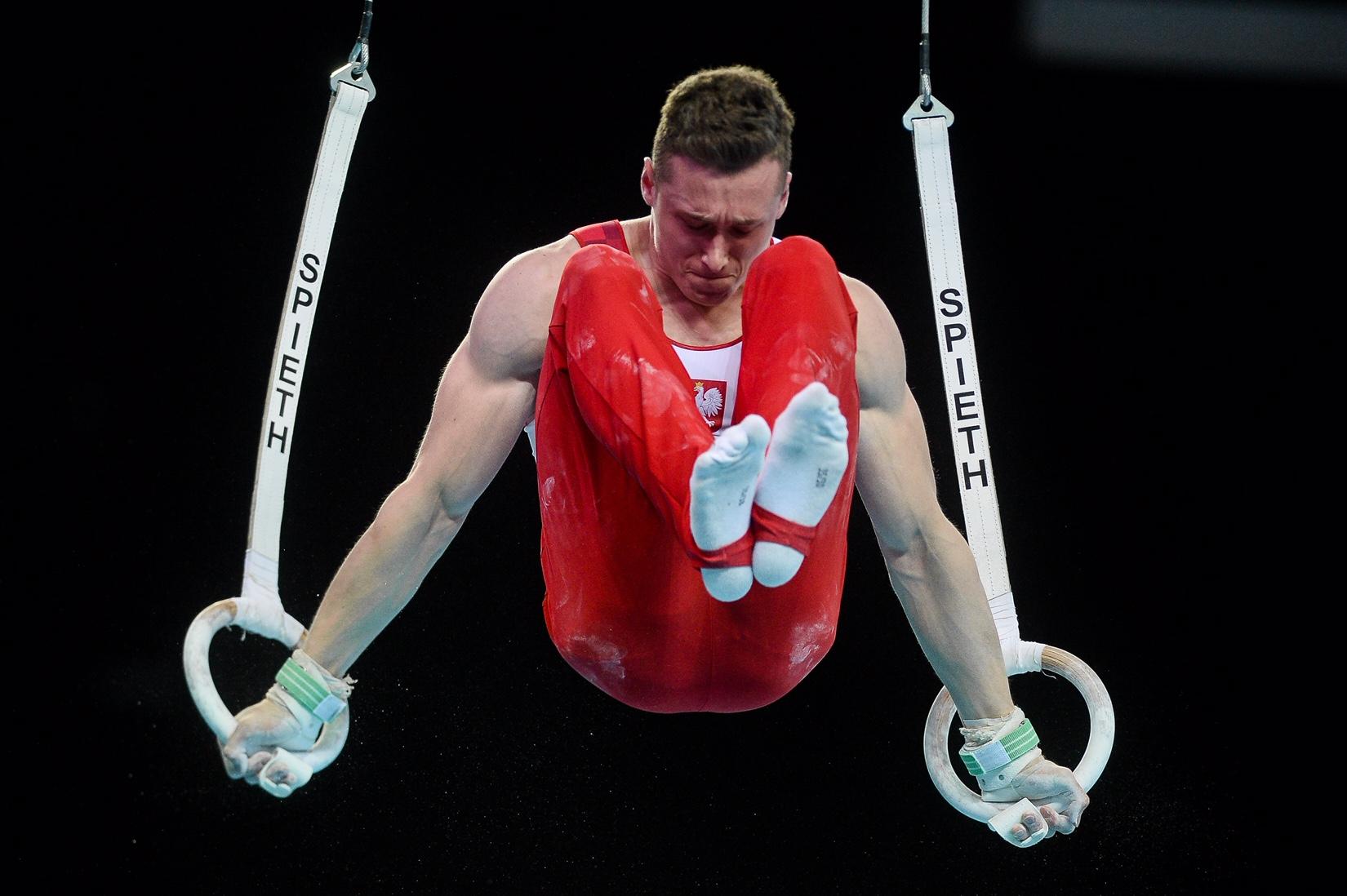 Paweł Kaśków wystartował w Mistrzostwach Europy w Bazylei