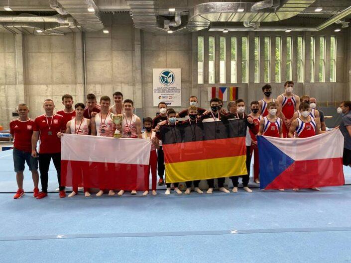 Cztery medale Christiana Kuzdry w Mistrzostwach Polski