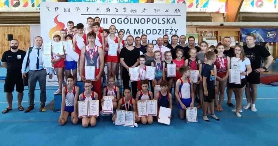 Znakomite wyniki MKS podczas OOM w Łodzi